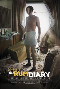 The Rum Diary (2011) 1080p Poster