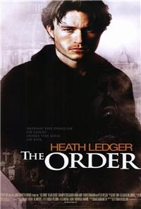 The Order (2003) Poster
