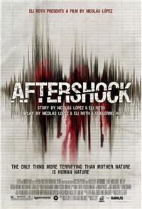 Aftershock (2013) Poster