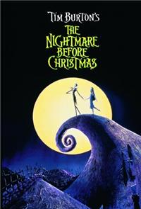 The Nightmare Before Christmas (1993) 1080p Poster