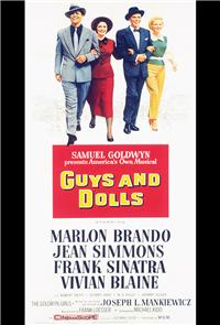 Guys and Dolls (1955) 1080p Poster