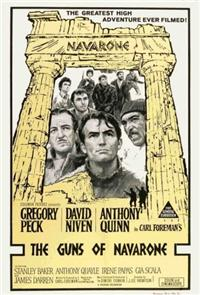 The Guns of Navarone (1961) Poster
