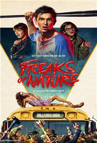 Freaks Of Nature (2015) 1080p Poster