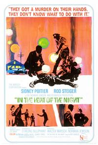 In the Heat of the Night (1967) 1080p Poster