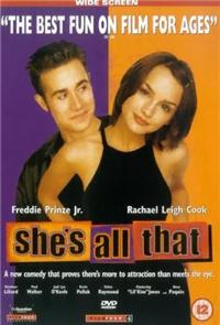 She's All That (1999) 1080p Poster