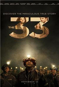 The 33 (2015) 1080p Poster