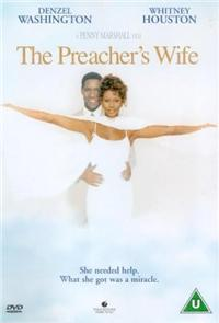 The Preacher's Wife (1996) Poster