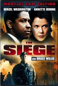 The Siege (1998) Poster