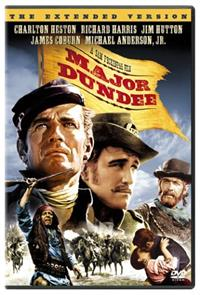 Major Dundee (1965) Poster