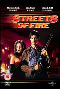 Streets of Fire (1984) 1080p Poster