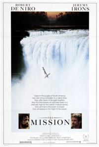 The Mission (1986) Poster