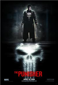 The Punisher (2004) 1080p Poster