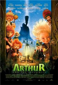 Arthur and the Invisibles (Arthur and the Minimoys) (2007) Poster