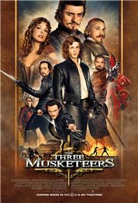The Three Musketeers (2011) 1080p Poster