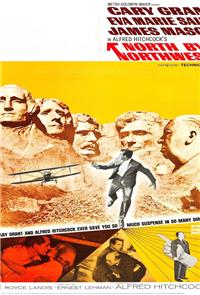 North by Northwest (1959) 1080p Poster