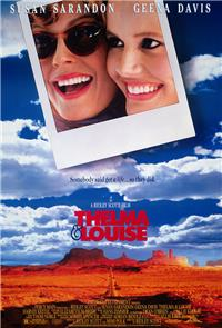 Thelma & Louise (1991) Poster