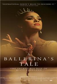 A Ballerina's Tale (2015) Poster