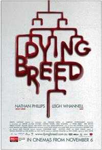 Dying Breed (2009) Poster
