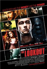 The Lookout (2007) 1080p Poster
