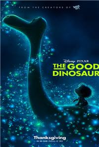 The Good Dinosaur (2015) 1080p Poster