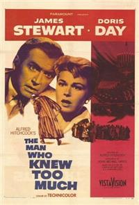 The Man Who Knew Too Much (1956) 1080p Poster