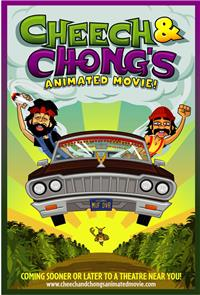 Cheech and Chong's Animated Movie! (2013) 1080p Poster