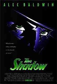 The Shadow (1994) 1080p Poster