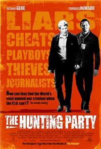The Hunting Party (2007) 1080p Poster