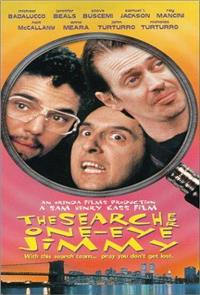 The Search for One-Eyed Jimmy (1994) Poster