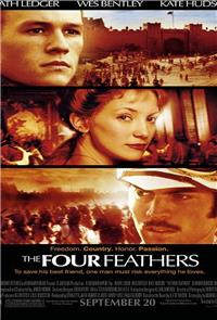 The Four Feathers (2002) 1080p Poster