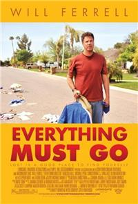 Everything Must Go (2011) 1080p Poster