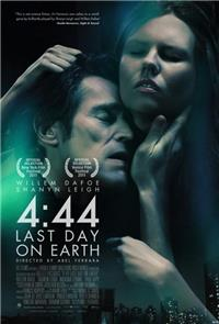 4:44 Last Day on Earth (2012) 1080p Poster