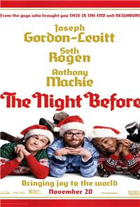 The Night Before (2015) 1080p Poster