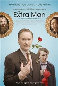 The Extra Man (2010) 1080p Poster