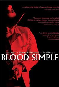 Blood Simple (1984) 1080p Poster