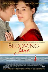 Becoming Jane (2007) Poster