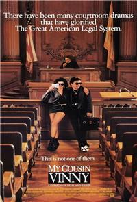 My Cousin Vinny (1992) 1080p Poster