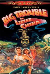 Big Trouble in Little China (1986) 1080p Poster