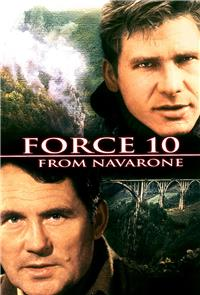 Force 10 From Navarone (1978) Poster