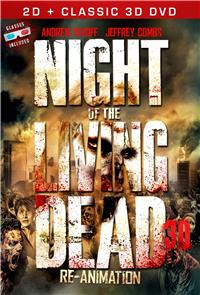 Night of the Living Dead 3D: Re-Animation (2006) Poster