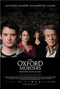 The Oxford Murders (2010) Poster