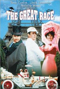 The Great Race (1965) 1080p Poster