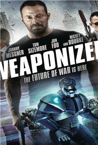 Weaponized (2016) Poster