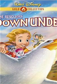The Rescuers Down Under (1990) 1080p Poster