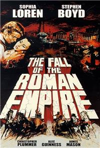The Fall of the Roman Empire (1964) Poster