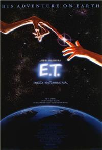 E.T. The Extra-Terrestrial (1982) 1080p Poster
