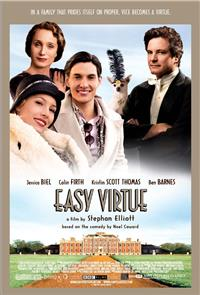Easy Virtue (2009) 1080p Poster