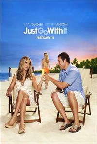 Just Go with It (2011) 1080p Poster