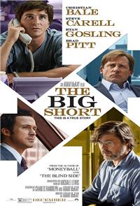 The Big Short (2015) 1080p Poster