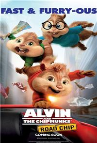 Alvin and the Chipmunks: The Road Chip (2015) 1080p Poster